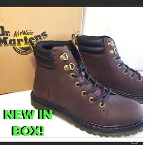 NWT IN BOX! DR MARTENS FAORA BOOTS